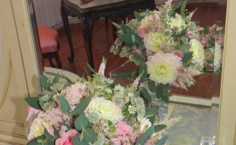 Bridal bouquet sweet