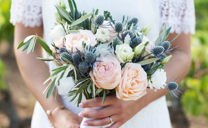 Wedding bouquet Barcelona