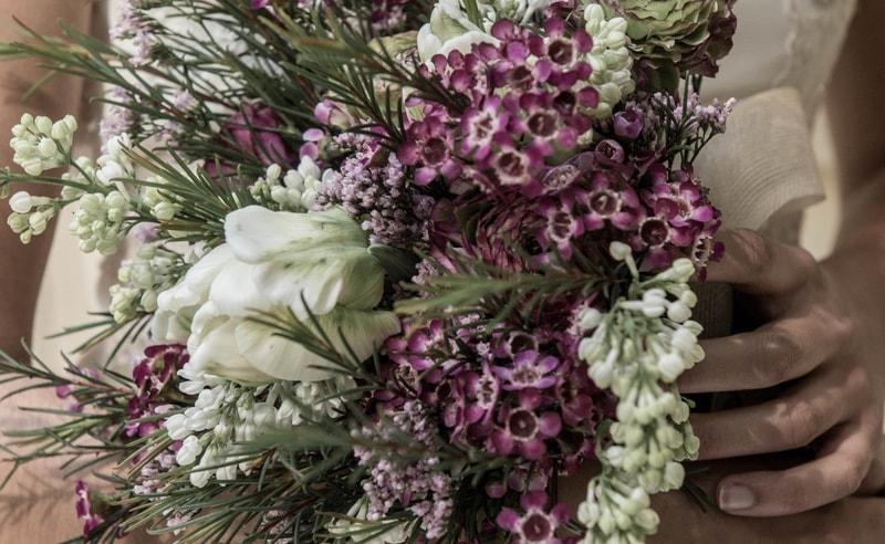 Bridal Bouquet Barcelona