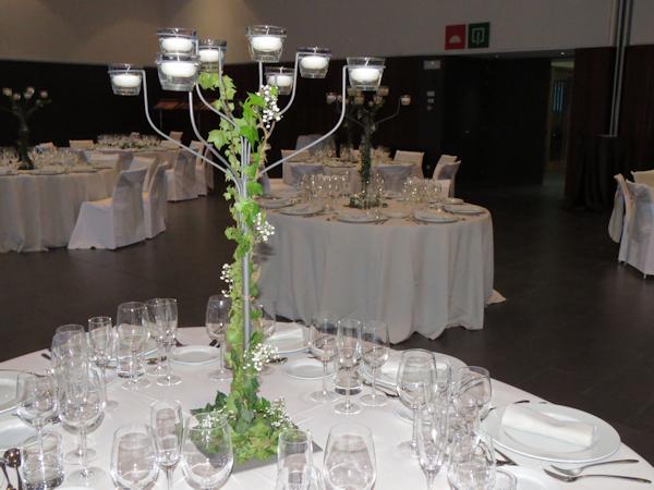 Flores boda Bell Racó