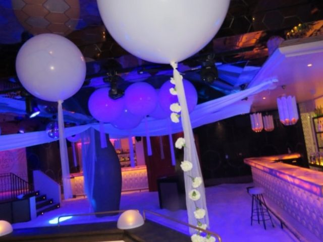 Decoration events corporative