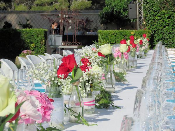 Florista de bodas Sitges