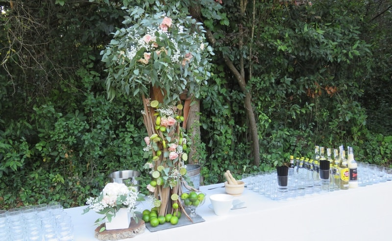 Complementos florales bodas