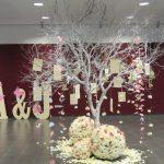 Estilismo floral para bodas