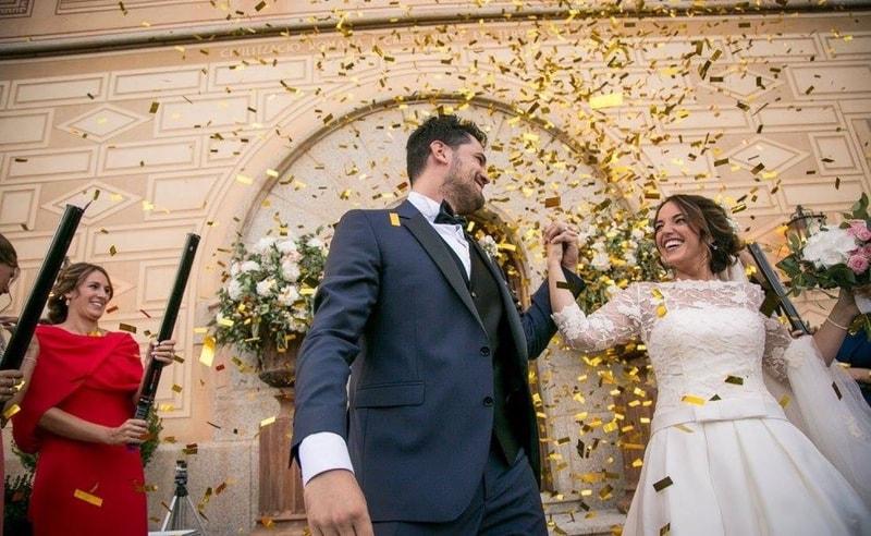 Estilismo floral en bodas