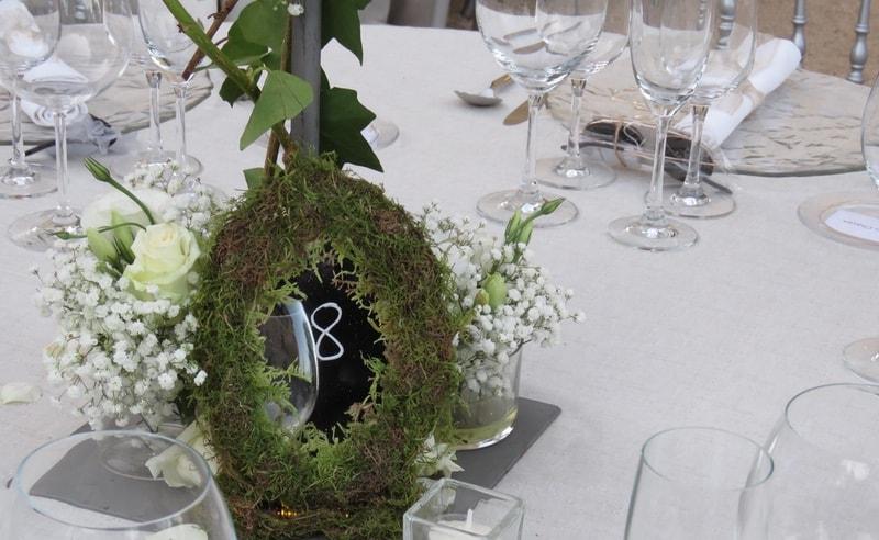Decoraciones originales para bodas
