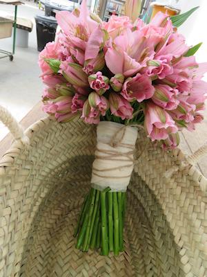 Tipos de flores para ramos de novia de la A a la Z | Judith
