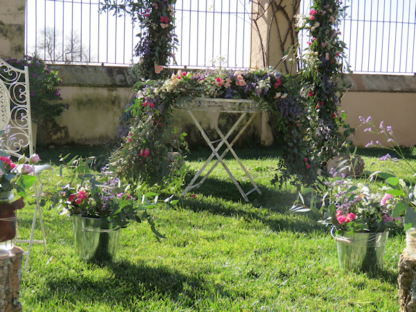 wedding florist barcelona