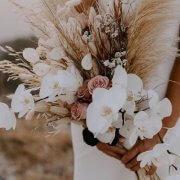 Tipos de flores para ramos de novia