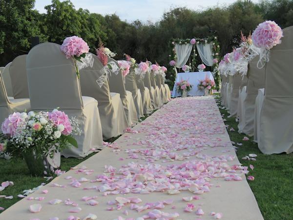 Decoración bodas Gavà