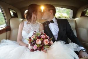 Florista ramo de novia