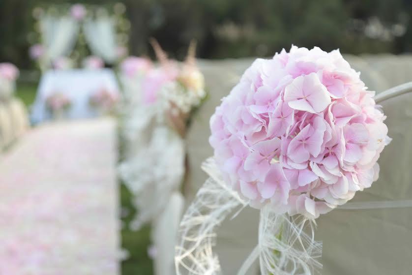 Tipos de decoración de bodas
