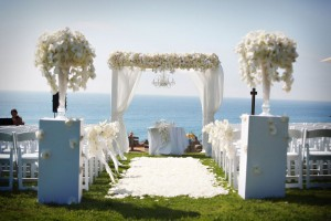 Arreglos florales boda