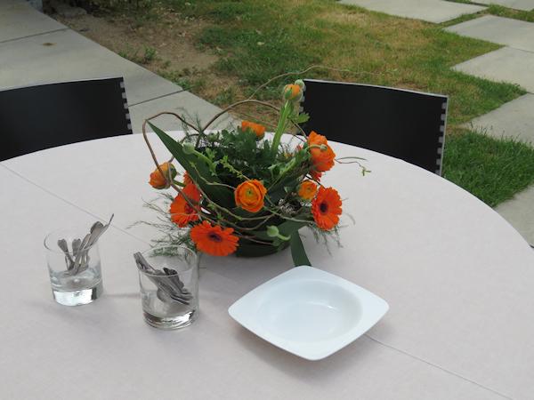 decoración boda Bonvilar