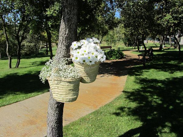 decoración de boda Sitges