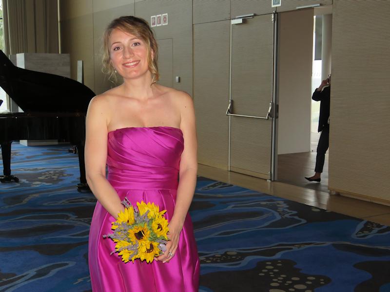 Florista de bodas Barcelona