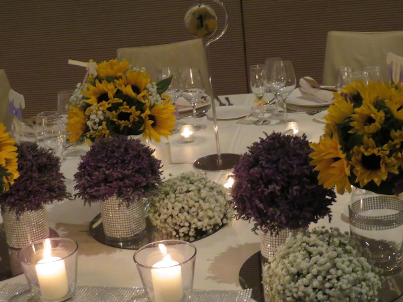Florista de eventos Hotel W