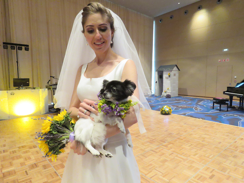 Florista para bodas Barcelona