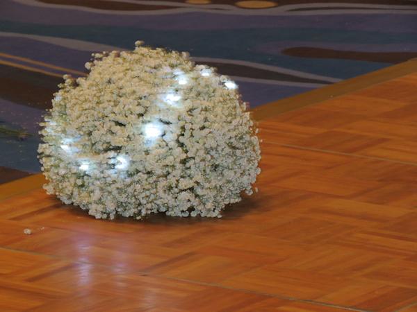 Florista de bodas personalizadas