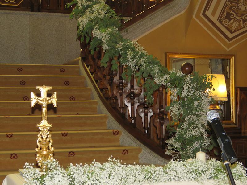 Decoración de boda Bell Recó