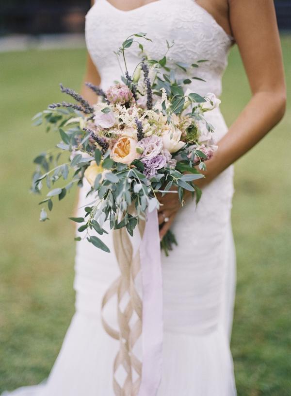 Significado de las flores en los ramos de novia