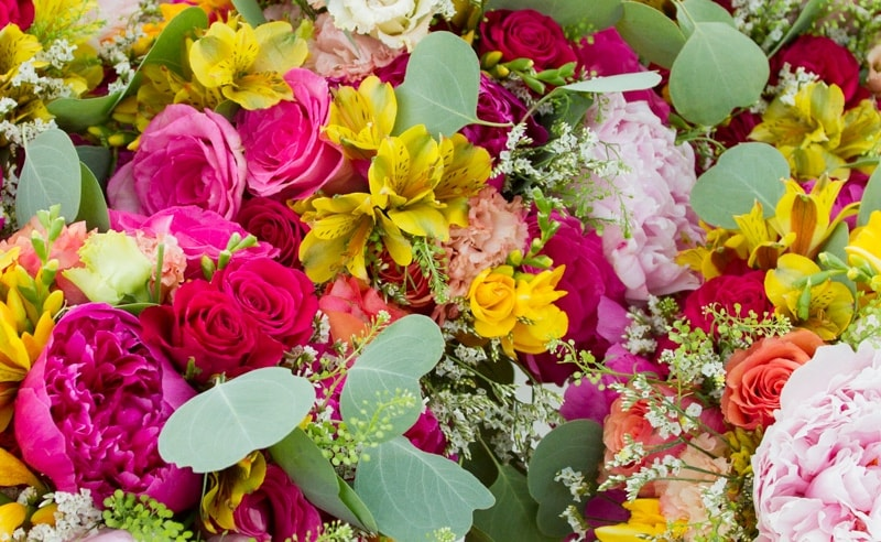 Tendencia flores 2019