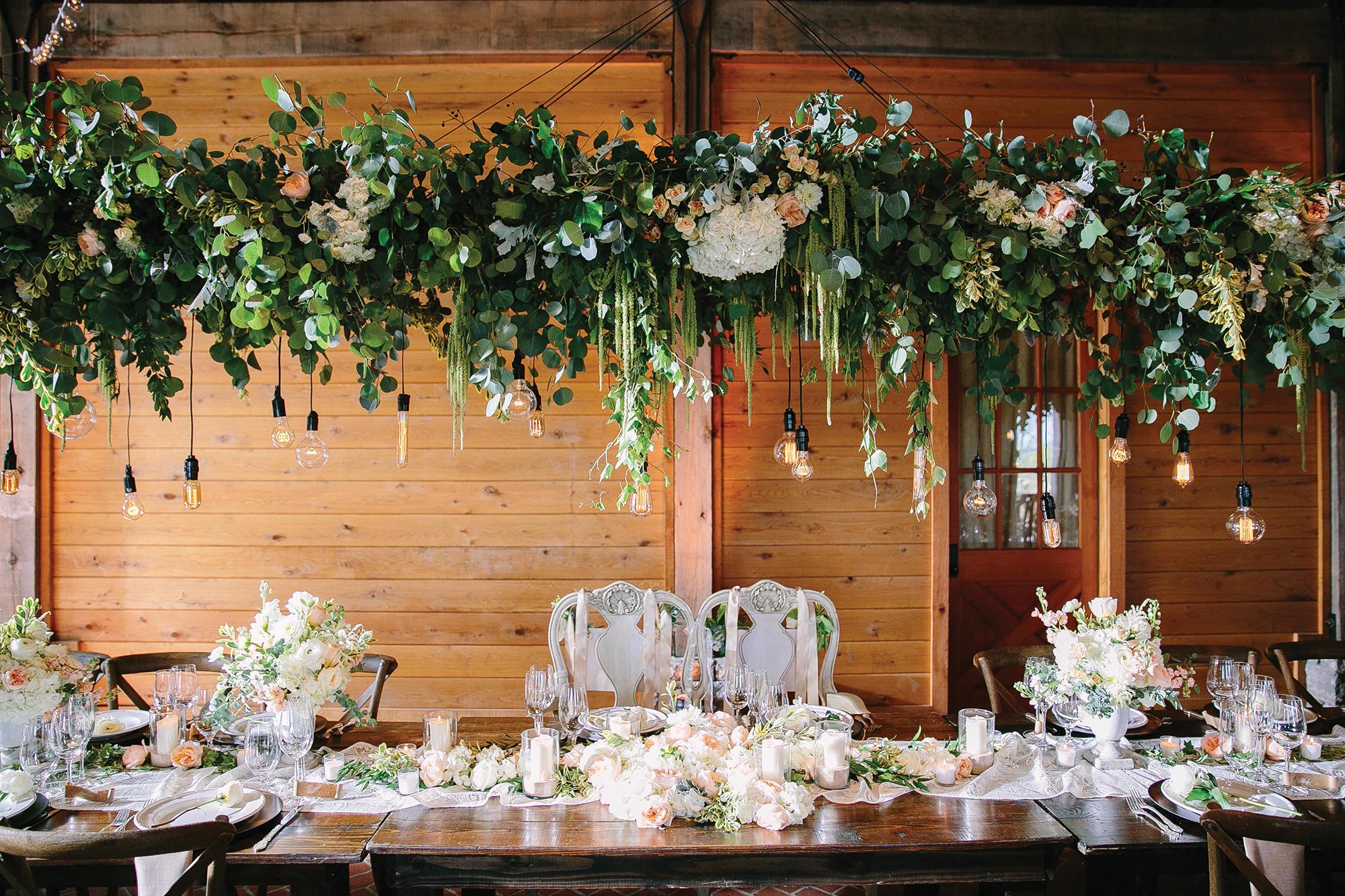 Centros de mesa 2017, últimas tendencias en boda