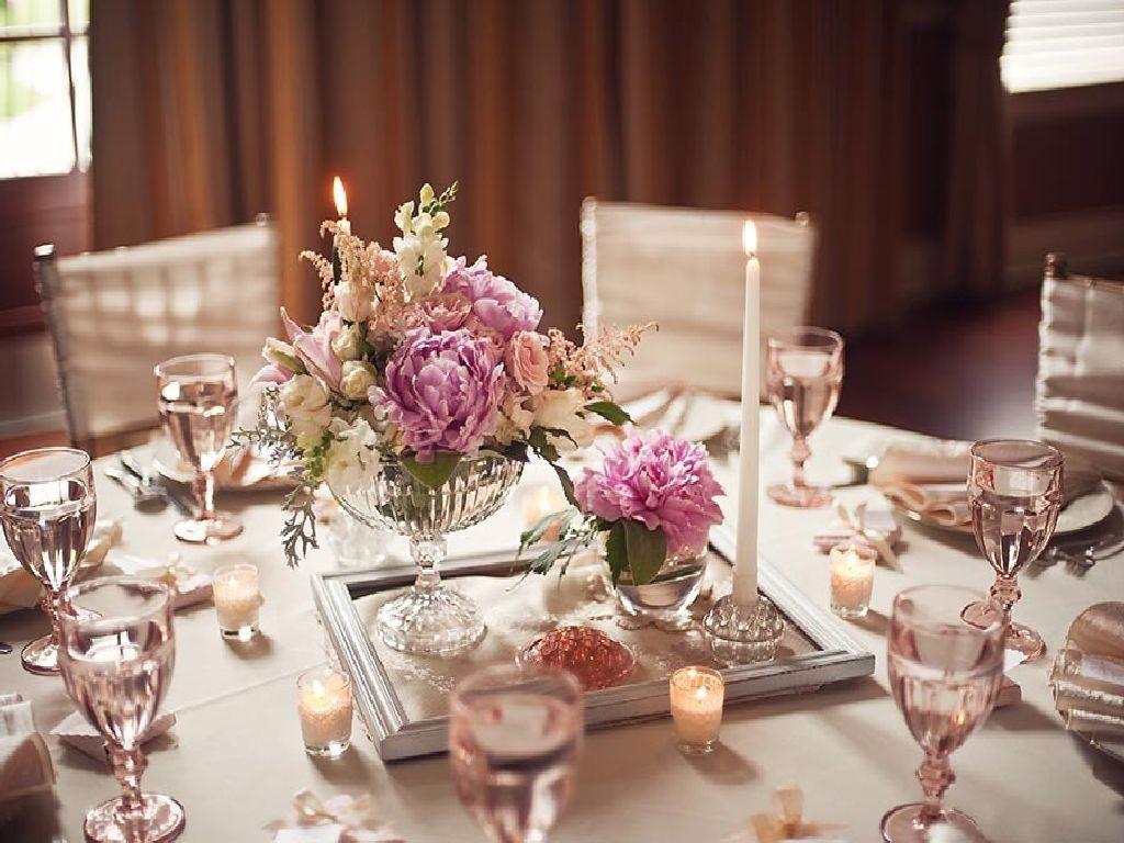 Ideas de decoraciones y arreglos florales para Bodas y Eventos