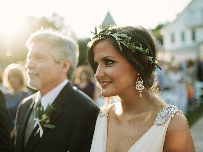 Coronas de novia