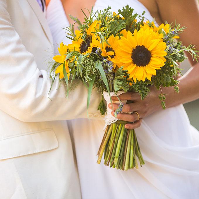 Bouquet de girasol