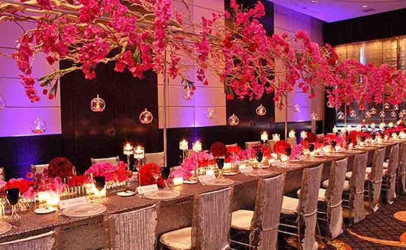 7 mejores ideas de decoraciones florales para eventos
