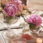 Decoración para bodas de noche