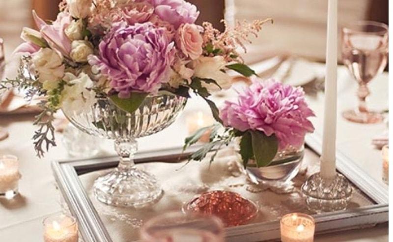 Flores para bodas: ¿Cuáles debería poner en mi día especial?