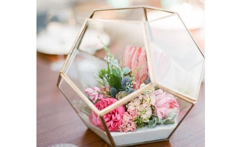Terrarios para bodas