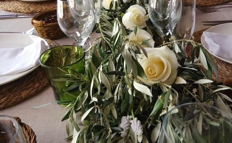 Decoración rústica para bodas