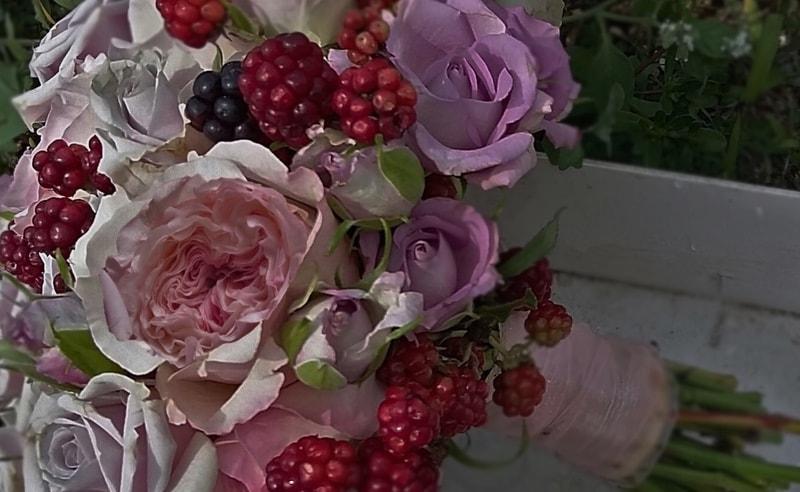 Flores boda Otoño