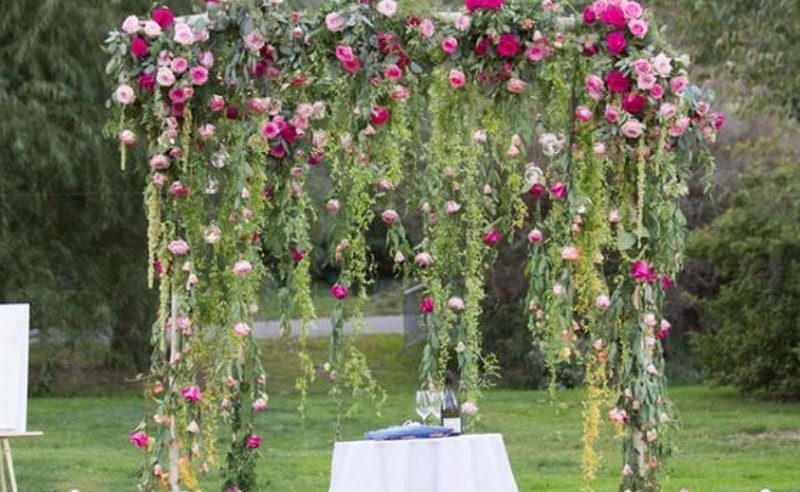 Estilismo de boda