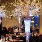 Ideas para decorar las mesas en un evento empresarial