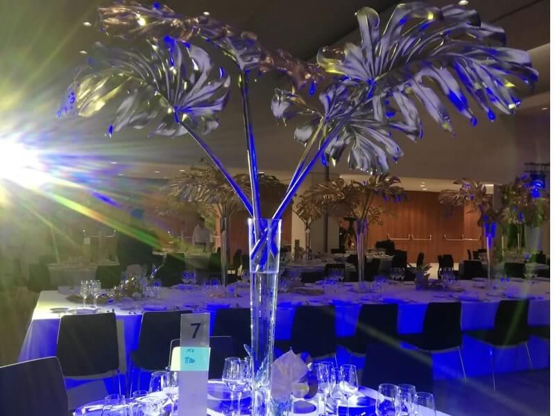 Tipos de decoraciones para eventos