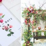 Decoración boda 2018