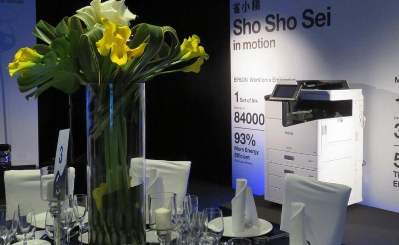 centros de mesa altos para eventos