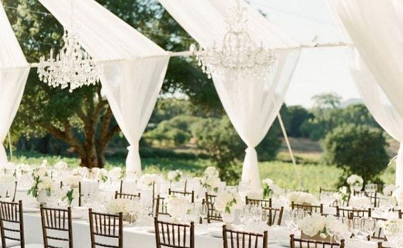 Flores boda temática