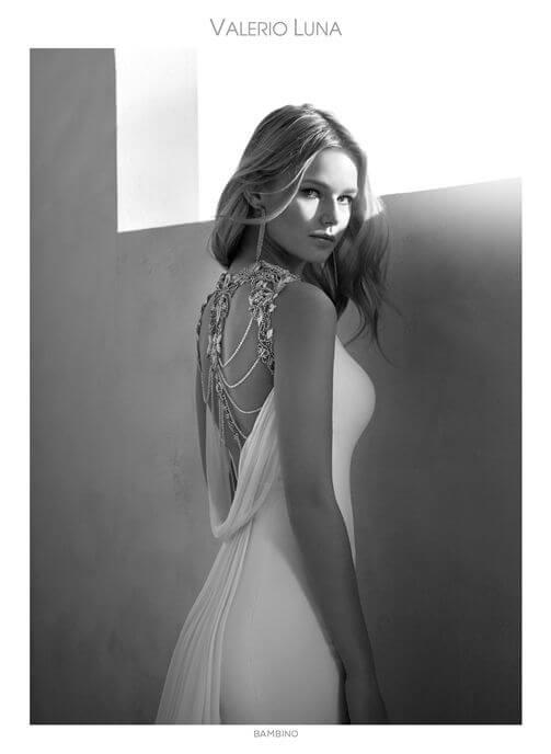 Espaldas de vestidos de novia