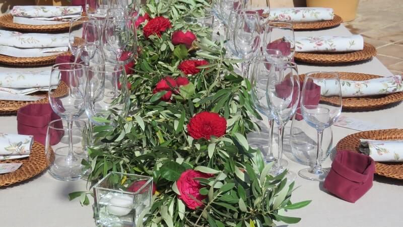 Wedding decoration Cadaqués