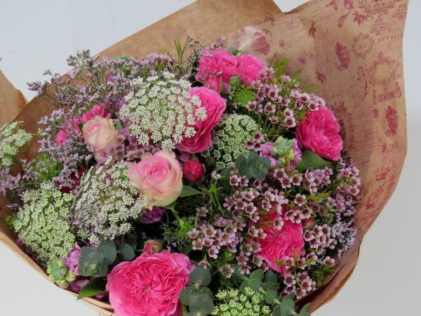 Ramo de flores para regalar