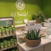 Decoración Floral para Centros Comerciales
