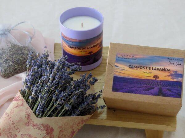 Cajas regalo flor liofilizada
