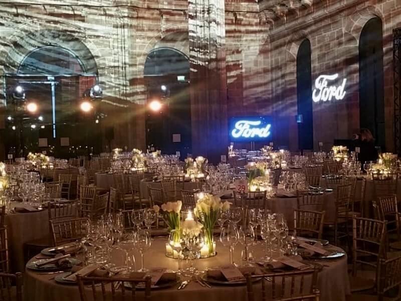 Empresas de decoración de Eventos