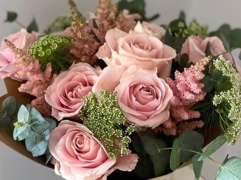 Flores para recién nacidos