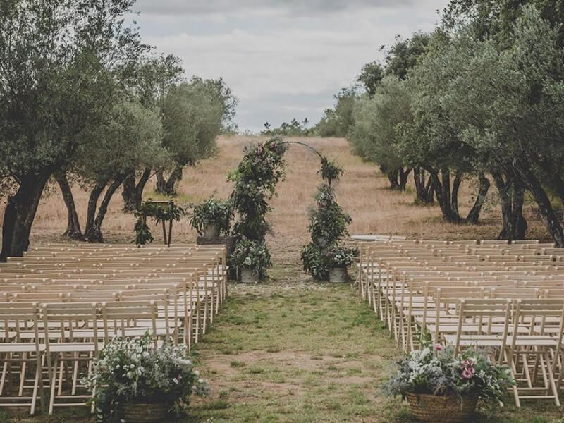 Wedding deco Castell Empordà